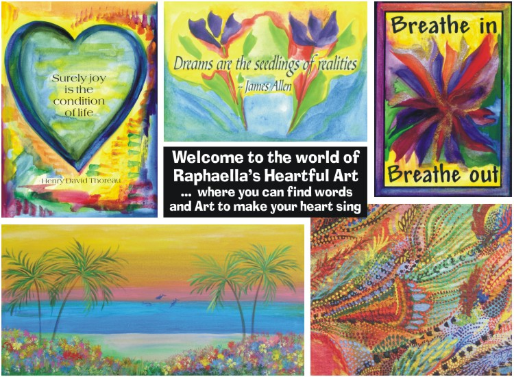magnets, posters, prints, art by Raphaella